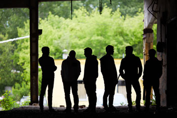 Whitehall announces £2m unit to protect vulnerable children from gangs image