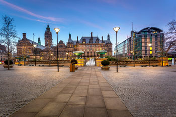 Whitehall approves South Yorkshire devolution deal image