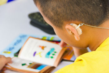 Whitehall cuts result in 'lost generation' of deaf children image