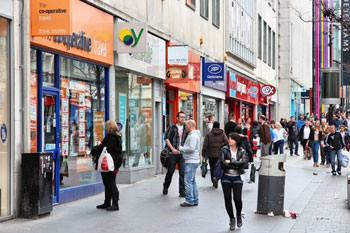 Whitehall launches £95m high street fund image