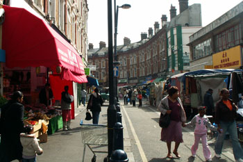 Whitehall makes £50,000 available for high streets image