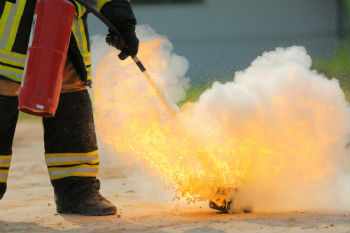 Whitehall must not 'weaken' fire safety guidance for schools, unions say image