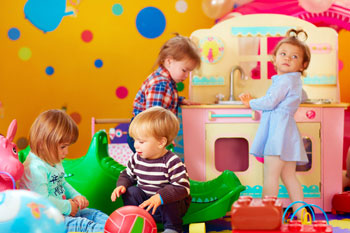 Whitehall should 'abolish' free childcare, think tank says image