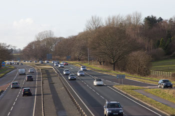 Winners named for £275m road improvement fund image