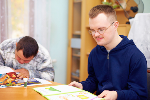 Adult learning disability