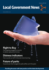 LGN Issue cover:June 2018